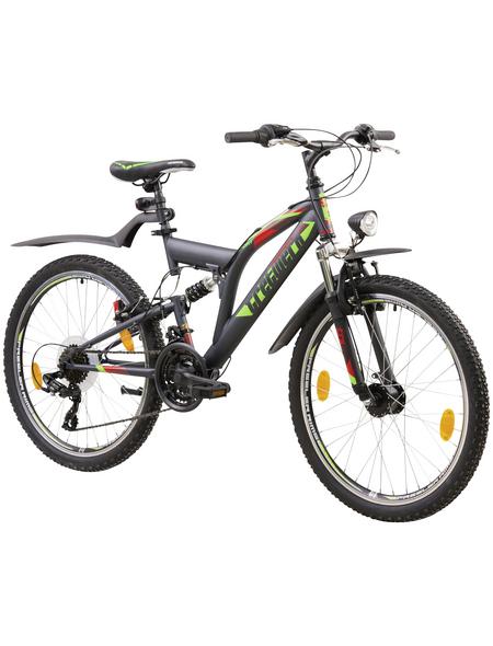 24 Zoll Fahrrad Größe