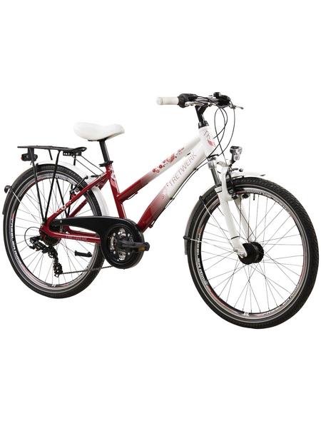 TRETWERK Fahrrad 24 Zoll