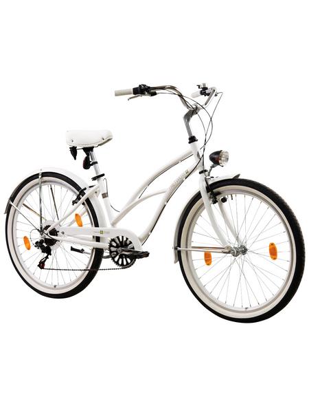 TRETWERK Fahrrad, 26 Zoll, Damen