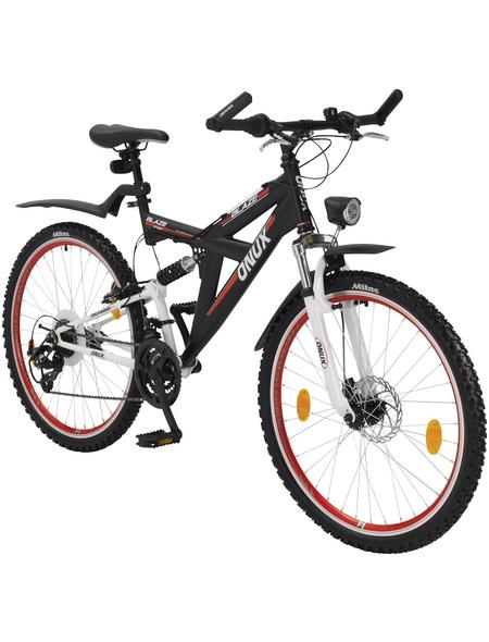 ONUX Fahrrad, 26 Zoll, Herren