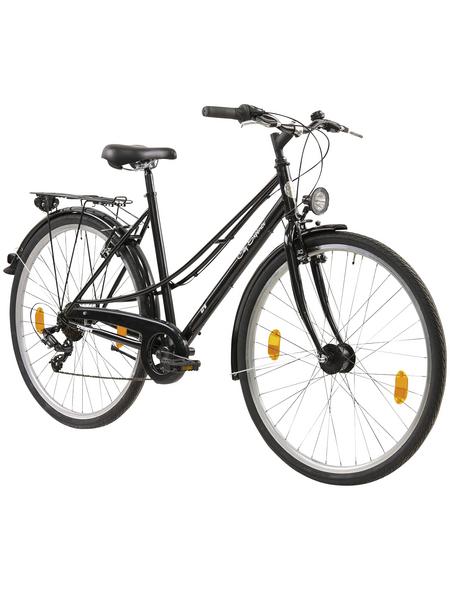 TRETWERK Fahrrad »City Explorer«, 28 Zoll, Damen