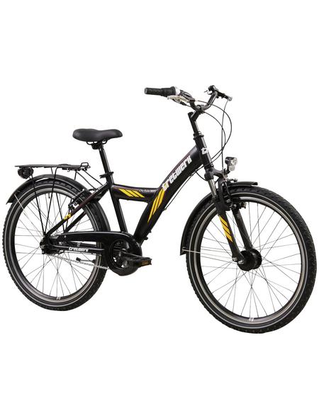 TRETWERK Fahrrad »City Rider «, 24 Zoll