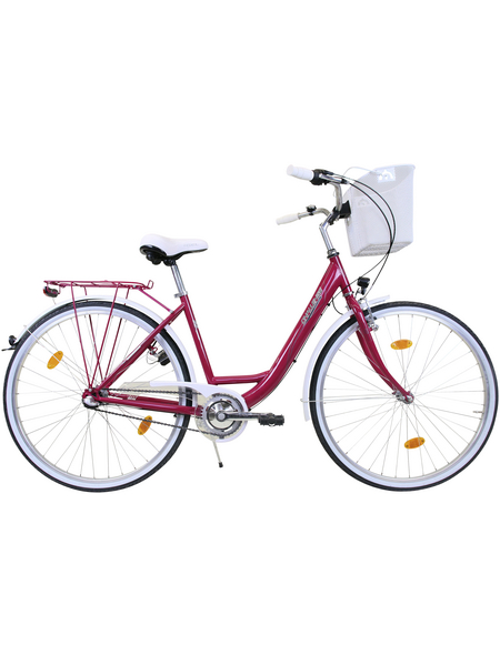 CHALLENGE Fahrrad »Citybike«, 28 Zoll, Damen