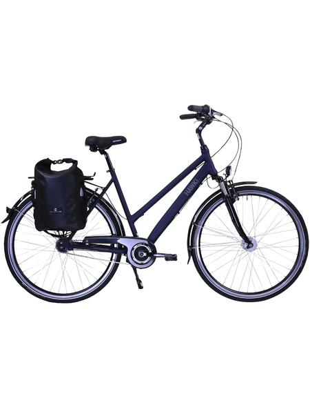 HAWK Fahrrad »Citytrek Deluxe Plus«, 28 zoll, Damen