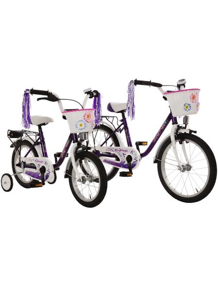 BACHTENKIRCH Fahrrad »Empress «, 18 Zoll