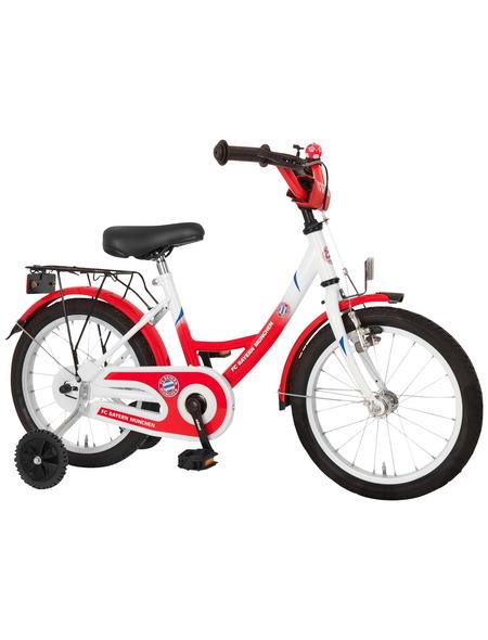 BACHTENKIRCH Fahrrad »Fanbike «, 16 Zoll
