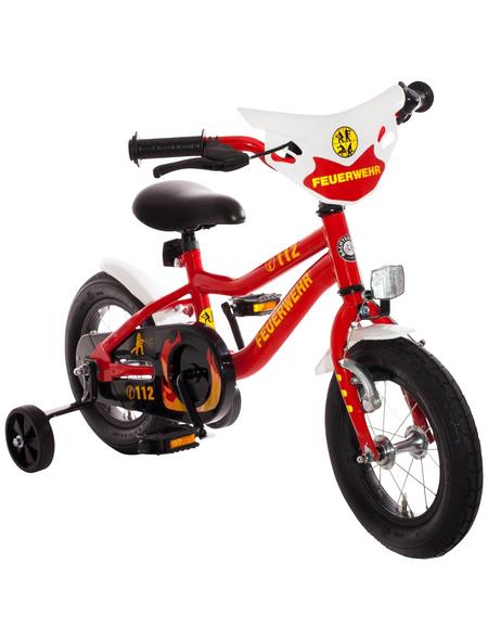 BACHTENKIRCH Fahrrad »Feuerwehr «, 12,5 Zoll
