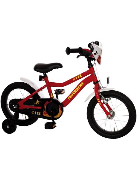 BACHTENKIRCH Fahrrad »Feuerwehr «, 14 Zoll