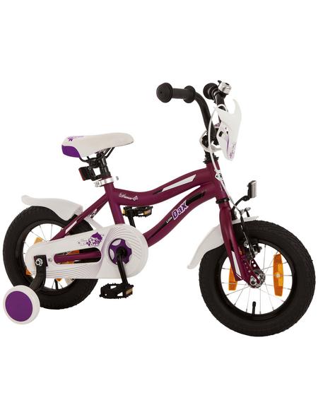 BACHTENKIRCH Fahrrad »Little Dax Dana «, 12,5 Zoll