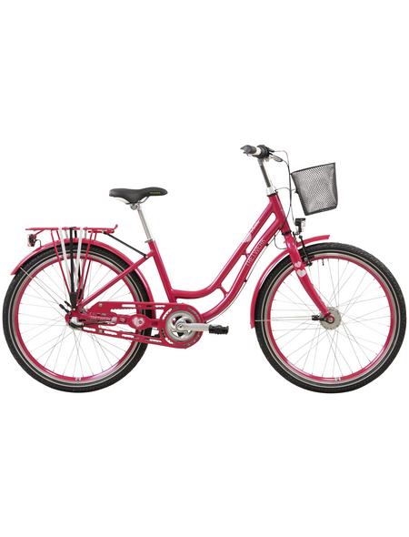 TRETWERK Fahrrad »Madeira «, 24 Zoll