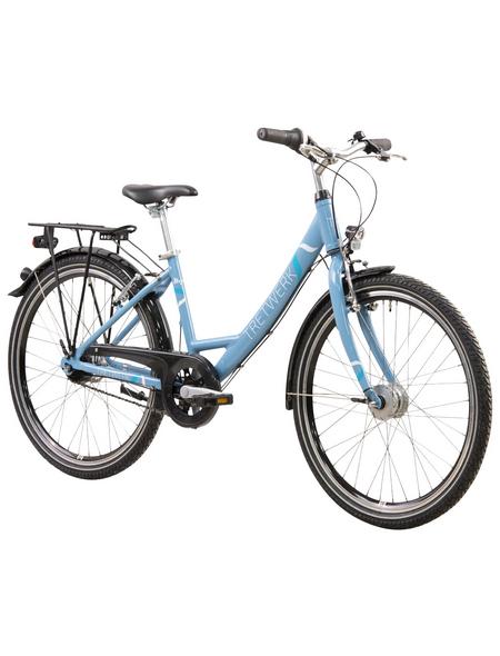 TRETWERK Fahrrad »Magnolia «, 24 Zoll