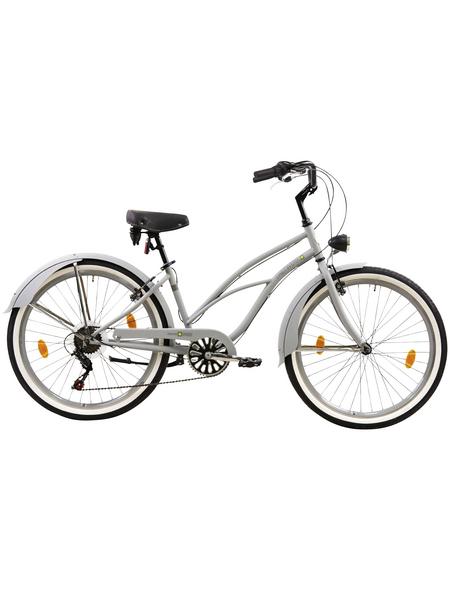 TRETWERK Fahrrad »Ocean Side Lite«, 26 Zoll