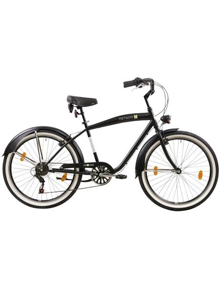 TRETWERK Fahrrad »Oceanside «, 26 Zoll