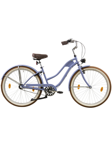TRETWERK Fahrrad »Oceanside«, 26 Zoll, Damen