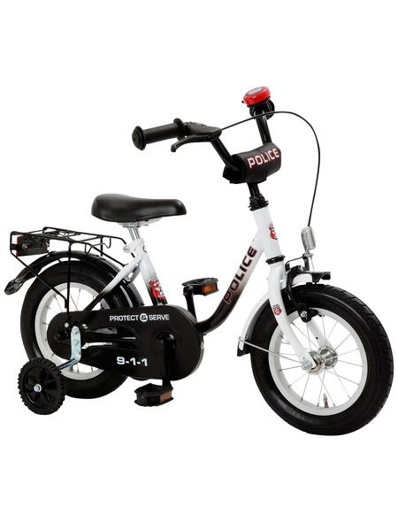 BACHTENKIRCH Fahrrad »Police «, 12,5 Zoll