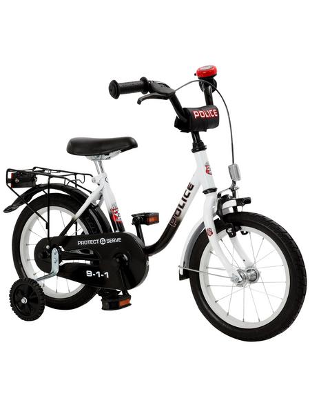 BACHTENKIRCH Fahrrad »Police «, 14 Zoll