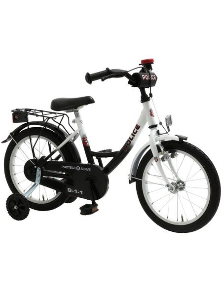 BACHTENKIRCH Fahrrad »Police «, 18 Zoll