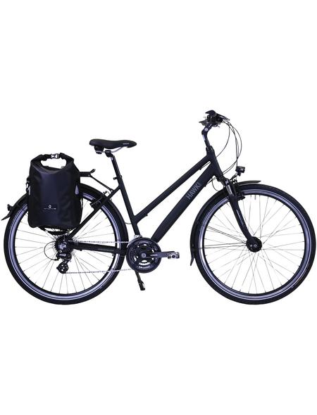 HAWK Fahrrad »Trekkingbike Premium Plus«, 28 zoll, Damen