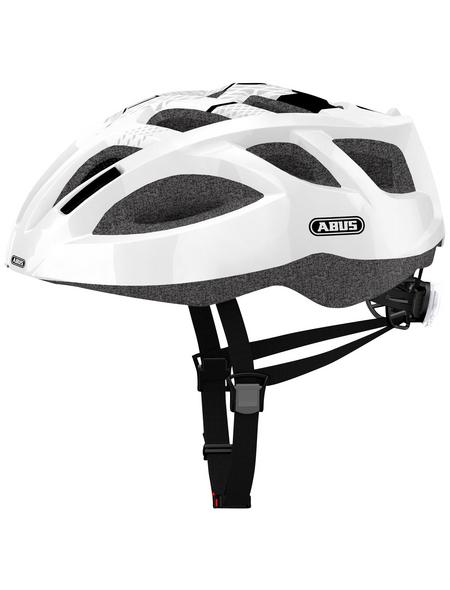 ABUS Fahrradhelm »Sport«, L (57 – 61 cm), weiß