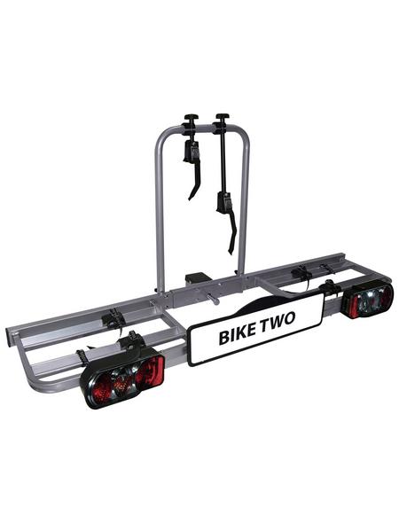 EUFAB Fahrradträger, Breite 147cm, max. Nutzlast 40kg