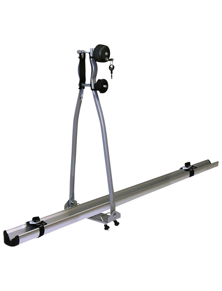 EUFAB Fahrradträgeraufsatz, Länge: 138 cm, Stahl/Aluminium