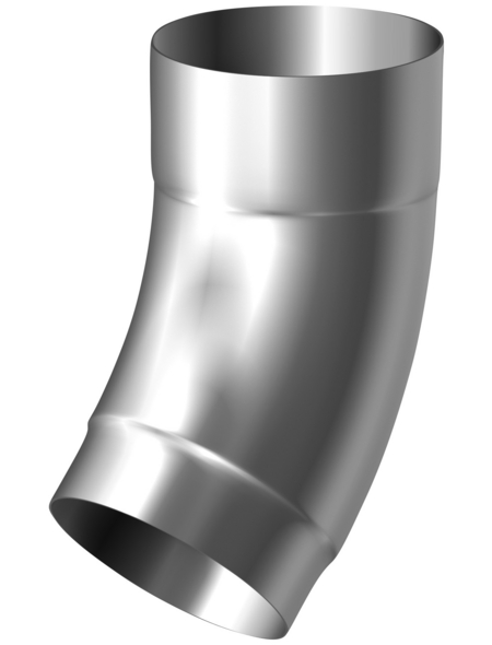 SAREI Fallrohrbogen, universal, Nennweite: 100 mm, Aluminium
