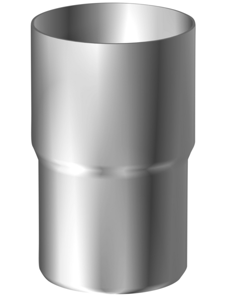 SAREI Fallrohrverbinder »Dachentwässerung«, Aluminium, Länge: 10.2 cm