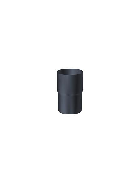SAREI Fallrohrverbinder, universal, Nennweite: 80 mm, Aluminium