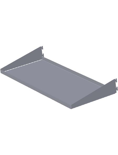 ELEMENT SYSTEM Faltfachboden, Stahl, weiß
