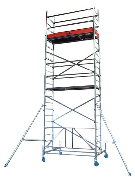 KRAUSE Faltgerüst »MONTO«, 180 cm Gerüsthöhe