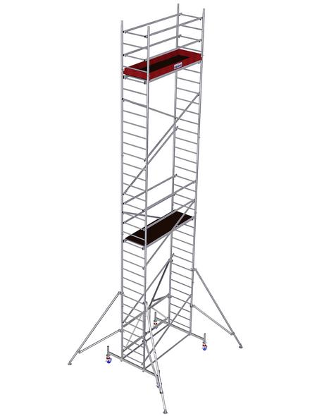 KRAUSE Faltgerüst »MONTO«, 900 cm Gerüsthöhe