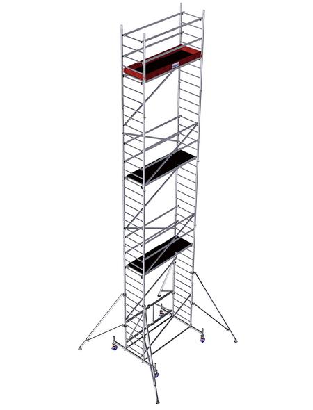 KRAUSE Faltgerüst »MONTO«, Gerüsthöhe: 1000 cm