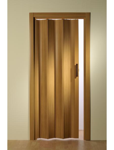 FORTE Falttür »Luciana«, Dekor: Buche, ohne Fenster, Höhe: 202 cm