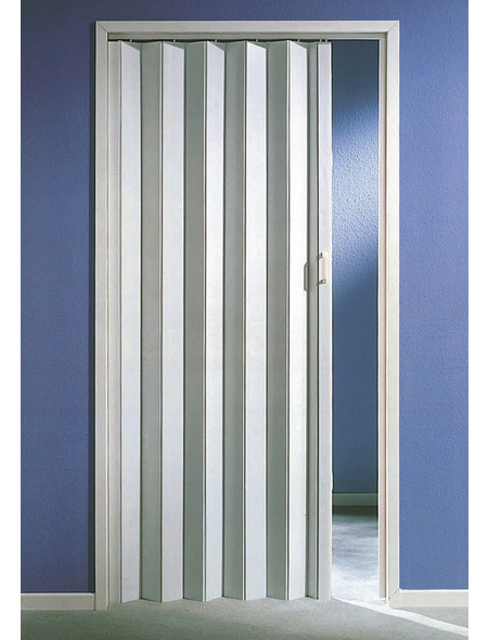 FORTE Falttür »Luciana«, Dekor: Weiß, ohne Fenster, Höhe: 250 cm