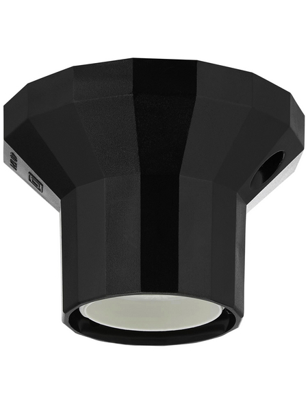 REV Fassung, Kunststoff, E27, 250 V, schwarz
