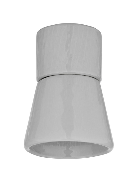 REV Fassung, Porzellan, E27, 250 V, weiß