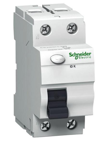 Schneider Electric Fehlerstromschutzschalter, IDK, 2-Polig 40/0,03 A, 40 A