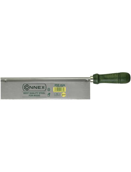 CONNEX Feinsäge, Länge: 25 cm