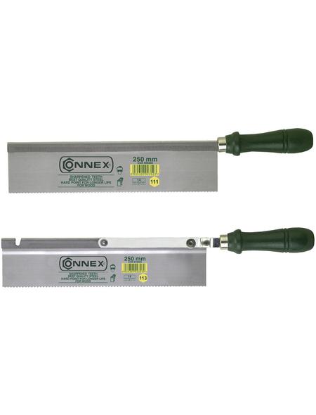 CONNEX Feinsäge, Länge: 36 cm, Material Sägeblatt: Stahl