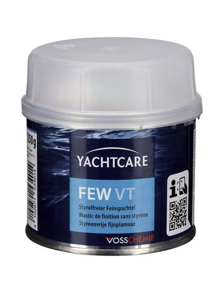 yachtcare® Feinspachtel, Lösemittelbasis, weiß, matt