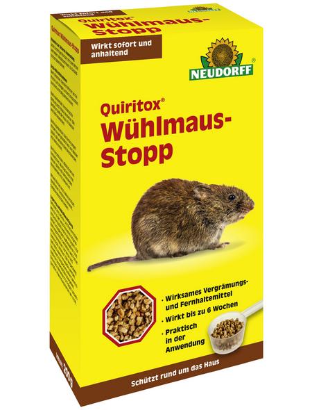NEUDORFF Fernhaltemittel »Quiritox Wühlmaus-Stopp «, Granulat, 200 g
