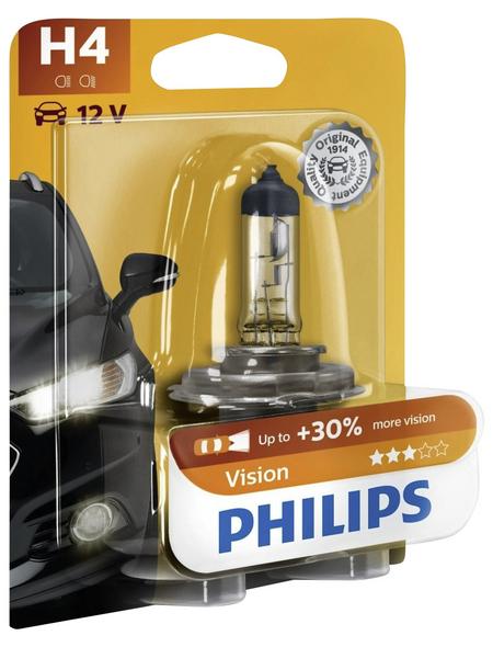 PHILIPS Fernscheinwerfer »Premium«, H4, 60/55 W