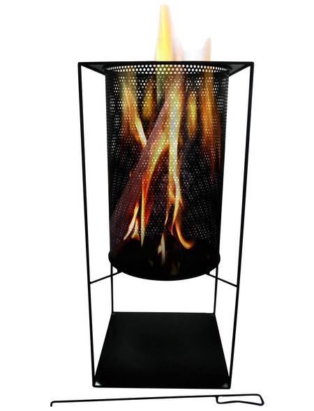BUSCHBECK Feuerkorb »Amora«, Höhe: 75  cm, schwarz