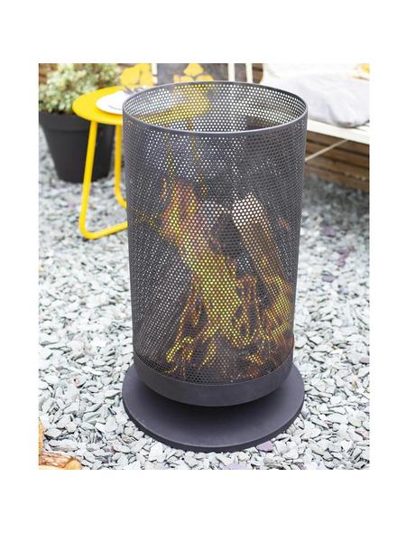 BUSCHBECK Feuerkorb »Montijo«, Ø 45 cm, Höhe: 73  cm, schwarz