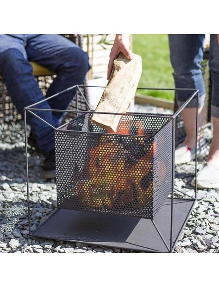 BUSCHBECK Feuerkorb »Taku«, Höhe: 41  cm, schwarz