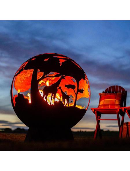 BUSCHBECK Feuerschale »Africa«, Rund