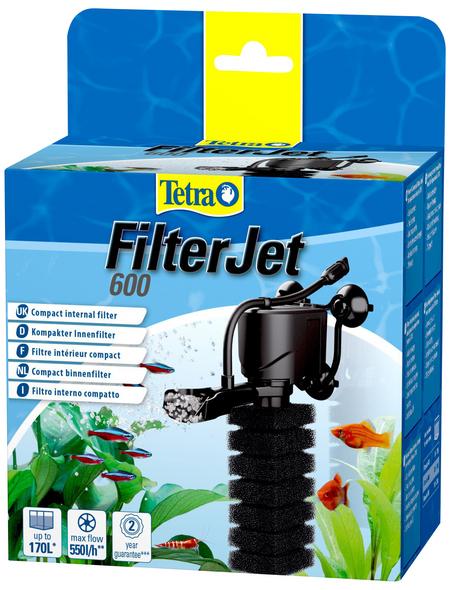TETRA Filter »Innenfilter FilterJet«, 6 W, für Aquarien bis: 170 l, schwarz