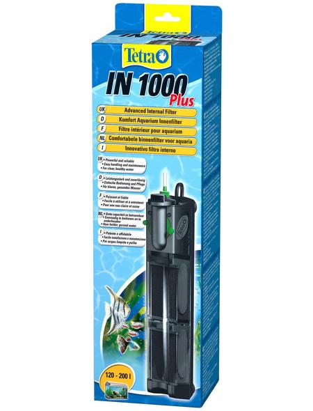 TETRA Filter »Innenfilter IN Plus«, 14 W, für Aquarien bis: 200 l, schwarz