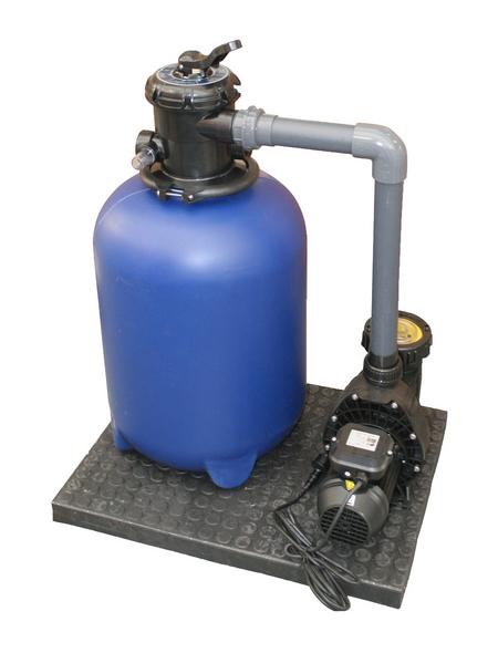 Filteranlagen Pumpen »Sandfilteranlage «, bis 55.000 Liter