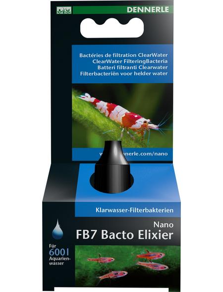 DENNERLE Filterbakterien, Nano FB7 Bacto Elixier